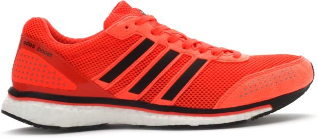 Adidas Adizero Adios Boost shoes for running full and half marathons
