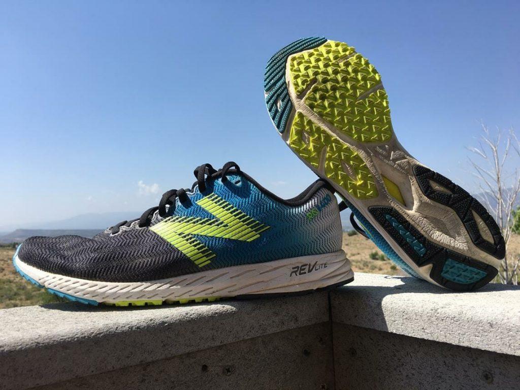 new balance 1400 line marathon training shoes